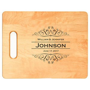 - Cutting/Serving Boards